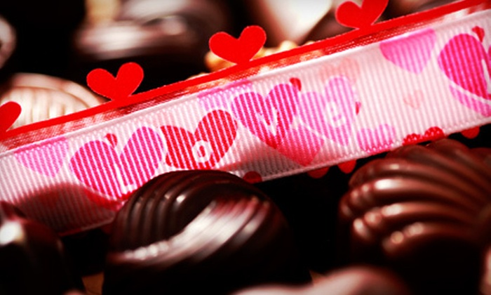 The Vineyard - McLean: $15 for a Chocolate Gift Basket at The Vineyard ($30 Value)