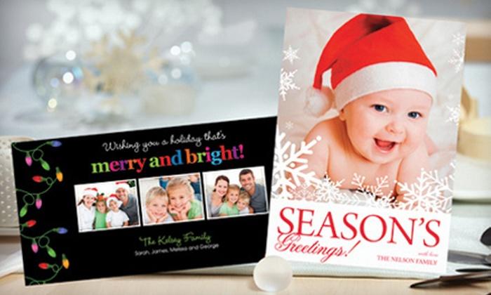 PhotoCardsDirect.com: Custom Photo Greeting Cards from PhotoCardsDirect.com (Up to 66% Off). Two Options Available.