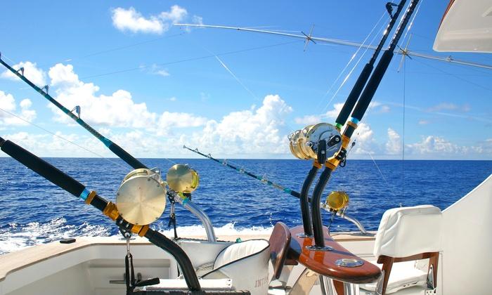 Marina Del Rey Sportfishing - Marina Del Rey: Deep Sea Fishing for One or Two from Marina Del Rey Sportfishing (Up to 50% Off)