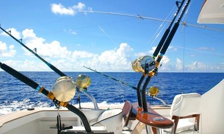 Deep sea fishing marina del rey sportfishing groupon for Marina del rey fishing