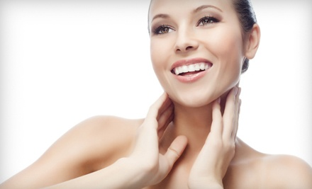 One or Three Facial Treatments at Amherst Laser and Skin Care Center (Up to 59% Off)