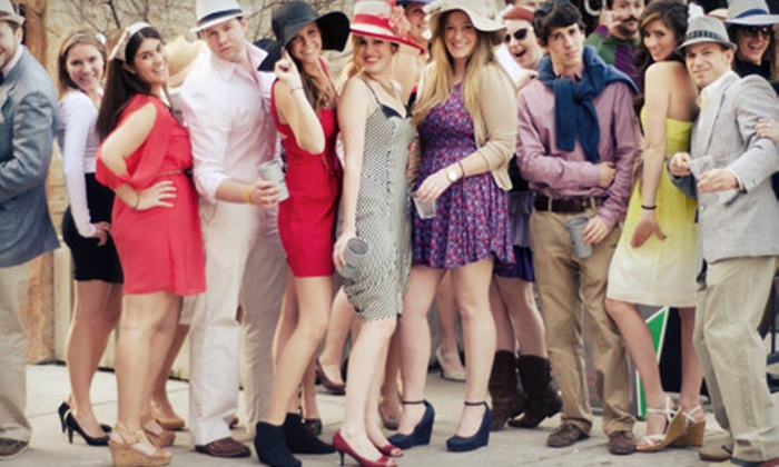 Red Frog Events - First Ward: $10 for Derby Day Bar Crawl on Saturday, May 5 (Up to $30 Value)