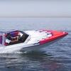 56% Off Mini-Powerboat Rental