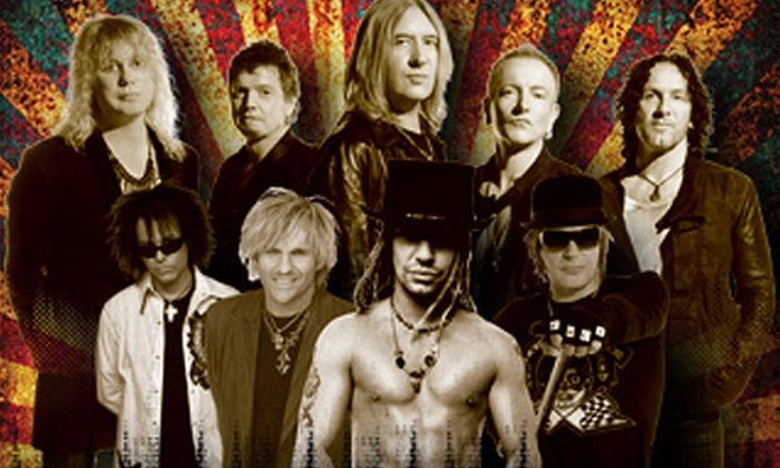 Rock of Ages Tour 2012 featuring Def Leppard, Poison, and Lita Ford - Harris - Houston: Def Leppard and Poison Concert at Verizon Wireless Amphitheater on Saturday, August 11, at 7 p.m. (Up to 49% Off)