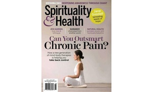 20% Off 1-Year, 6-Issue Subscription to Spirituality & Health