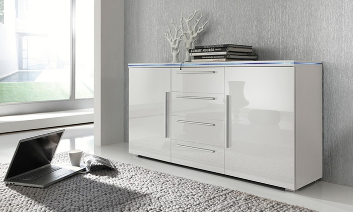 Chest of drawers groupon goods for Living room ideas trackid sp 006