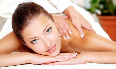60- or 90-Minute Therapeutic Massage at NV Massage Therapy (49% Off)