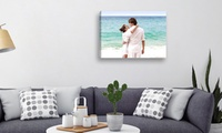 Individueller Fotodruck auf Leinwand im Format nach Wahl von Lieblingsfoto.de (bis zu 66% sparen*)