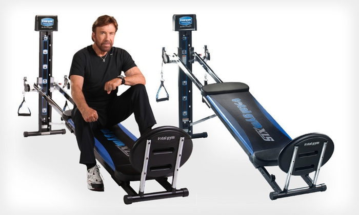 All-in-One Total Gym XLS: $595 for an All-in-One Total Gym XLS ($1,999 List Price). Free Shipping and Free Returns.