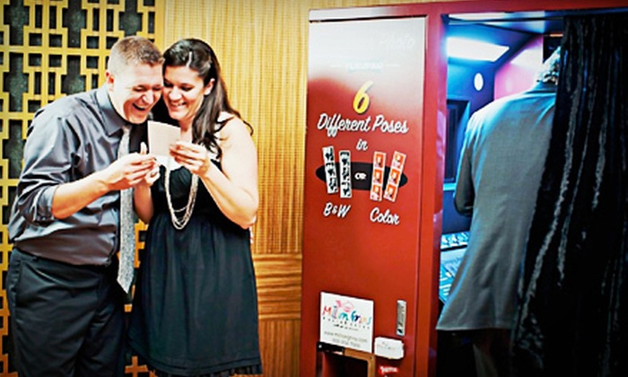 Million Grins Entertainment Company - Buffalo: DJ Services, Photo-Booth Rental, or Both from Million Grins Entertainment Company (Up to 65% Off)