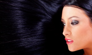 Seanara Mode Salon: Brazilian Blowout  at Seanara Mode ($300 Value)