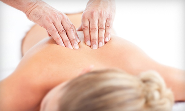 The Way of Massage - First Ward: One or Three 90-Minute Custom Massages at The Way of Massage (Half Off)