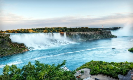 Stay at Best Western Plus Cairn Croft Hotel in Niagara Falls, ON, with Dates into May.