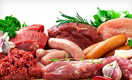 Assorted Meat Packages with Home Delivery from Passanante's Home Food Service (Up to 55% Off). Two Options Available.