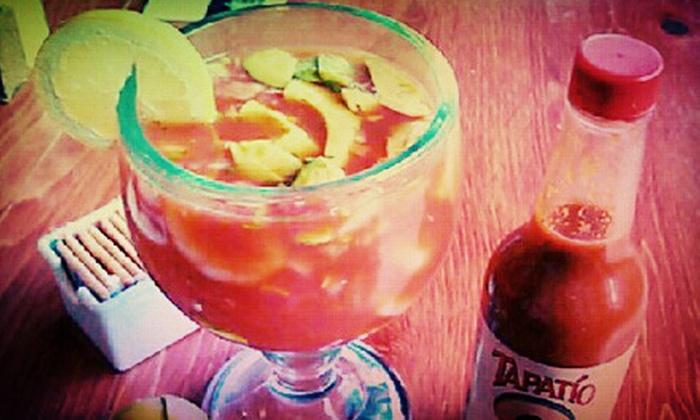 Bonito Michoacan - West Side: Mexican Food at Bonito Michoacan (Half Off). Three Options Available.