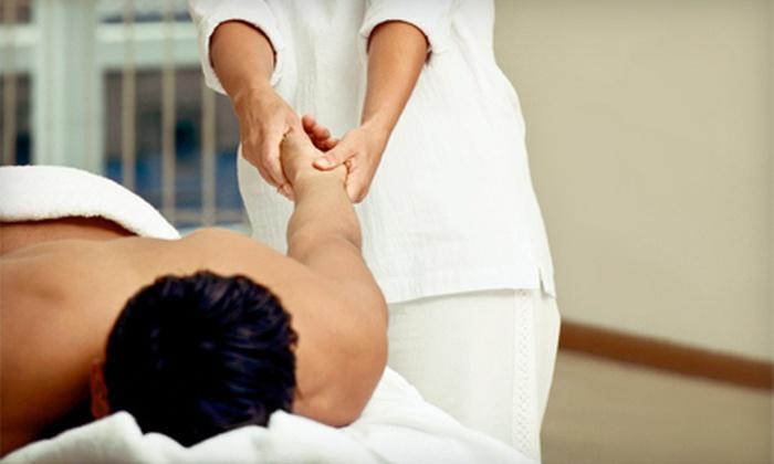 International Unisex Salon - Midtown South Central: $49 for an Integrative Massage at International Unisex Salon ($145 Value)