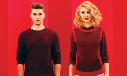 Karmin or The Fresh Beat Band at The Pacific Amphitheatre (Up to 42% Off)
