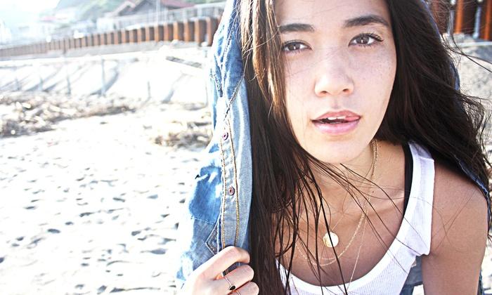 SALT WATER - SALT WATER: 72%OFF【2,980円】恵比寿のヘアサロンで、トレンドの外国人風ヘアに≪カラー+トリートメント≫女性限定 @SALT WATER