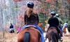 Cornerstone Ranch - Holden: Five-Day Horseback-Riding Camp in July or August, or a Trail Ride for One or Two at Cornerstone Ranch (Up to 54% Off)