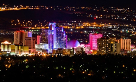 Stay, with Five Free Beers, at Sands Regency in Reno, NV. Dates into June. 7beac179-c828-4a36-9a5e-48c05d32966a