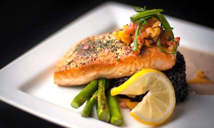 Contemporary American Food at Lunch or Dinner at Scratch Restaurant & Lounge (44% Off)
