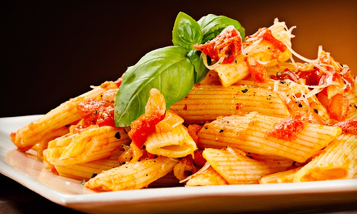 The Pasta House Co. - Multiple Locations: $20 for Two Groupons Each Worth $20 of Pasta and Italian Entrees at The Pasta House Co. ($40 Value)