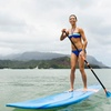 Up to 52% Off a Standup-Paddleboard Yoga or Fitness Lesson