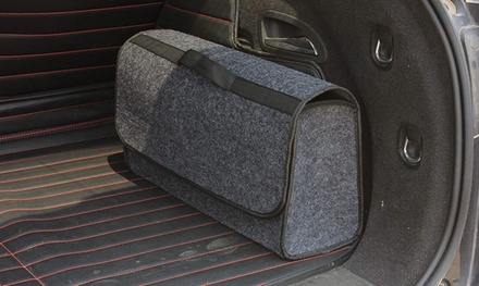 Car Boot Storage Bag Organiser