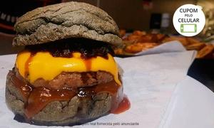 Buffalo Hamburgueria: Buffalo Hamburgueria - Nova Granada: porção + hambúrguer para 2 ou 4 pessoas
