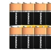 8-Pack of Duracell Coppertop 9-Volt  Alkaline Batteries