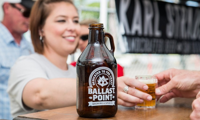 CityBeat Festival of Beers - San Diego: General or VIP Admission for Two to CityBeat Festival of Beers on Saturday, April 23 (Up to 21% Off)