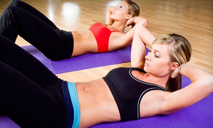 Lifestyle Personal Training - Multiple Locations: 10 or 15 Drop-In Fitness Classes at Lifestyle Personal Training (Up to 74% Off)