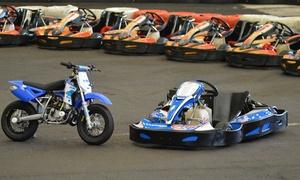 Normandie KARTING: 3 x 10 min de karting pour 1, 2 ou 4 personnes, dès 22,90 € au Normandie Karting