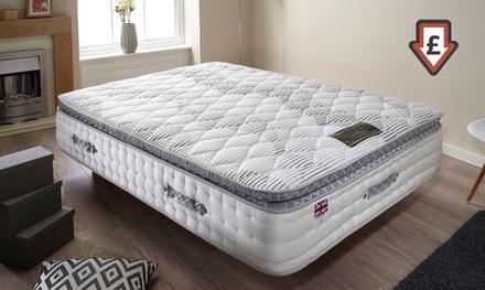 gold 6000 pillowtop mattress