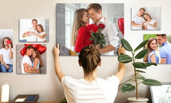 Up to 92% Off Custom Premium Canvas Prints from Printerpix