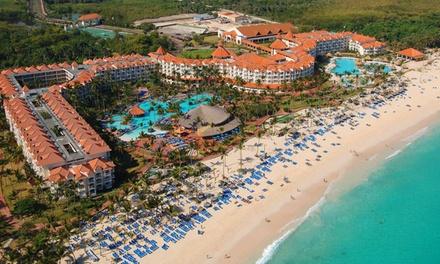 ✈Punta Cana: 7 noches para 1 con todo incluido y vuelo de I/V desde Madrid en hotel Occidental Caribe 4*