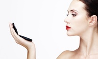 Make-Up and Skincare Masterclass with Goody Bag and Brush Set at Seventa Image Makeup Academy (88% Off)