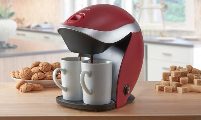 Cooks Professional Coffee Maker Red : 66% Off Cooks Professional Coffee Maker Groupon