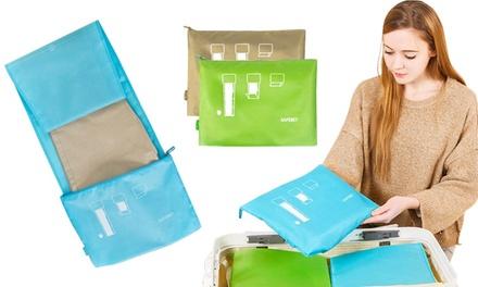 1, 2 of 3 antikreuk tas voor bagage