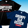 Men's Grumpy Old Men T-Shirts