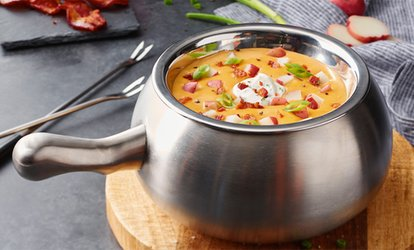 image for Dinner for Two or Four at The Melting Pot - Durham (Up to 41% Off)