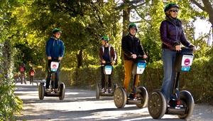 Mobilboard Saint-Omer: 1h30 de balade en gyropode à Saint-Omer pour 2 personnes avec boisson chaude à 39,90 € avec Mobilboard Saint-Omer
