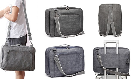 Multi-Wear Backpack Duffel Bag
