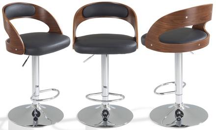 tabouret de bar warhol groupon shopping. Black Bedroom Furniture Sets. Home Design Ideas