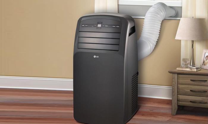 lg 12000 btu portable air conditioner. lg 12,000btu portable air conditioner (manufacturer refurbished): lg 12000 btu 0
