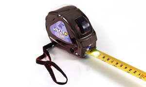 Stalo Contractor Tape Measure with LED