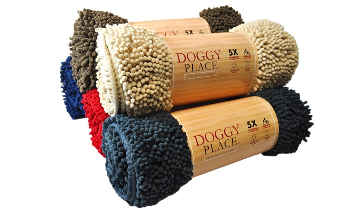My Doggy Place Ultra Absorbent Dog Doormat ...