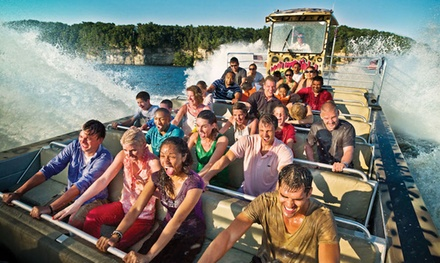 WildThing Jet Boat Tour for Two or Four People (Up to 26% Off)