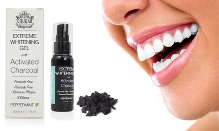Charcoal Teeth Whitening Gel