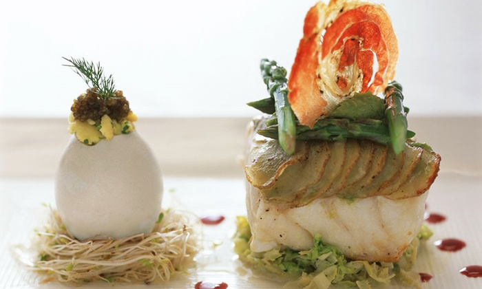 Café Chic - Gallagher's Restaurant: Three-Course Meal from R379 for Two at Café Chic (Up to 36% Off)